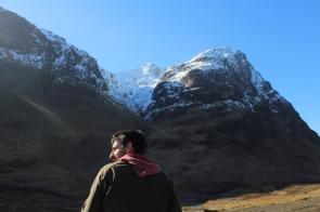 M taking in Scotland